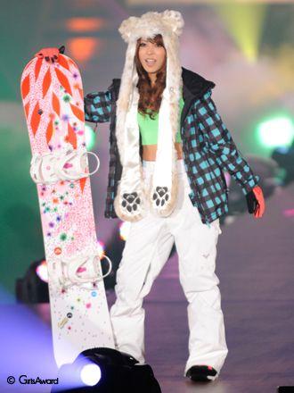中台泉美 GirlsAward by CROOZ blog 2011 AUTUM...